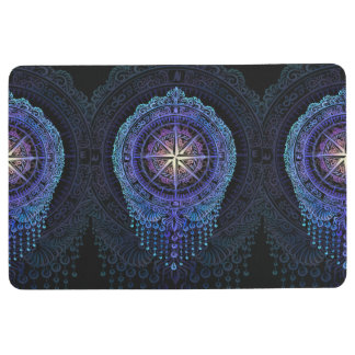 Compass of your Soul Floor Mat