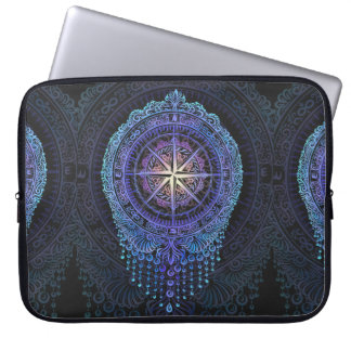 Compass of your Soul Laptop Sleeve
