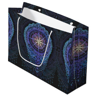 Compass of your Soul Large Gift Bag