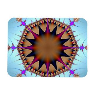 Compass Rectangular Photo Magnet
