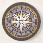 Compass Rose Coaster