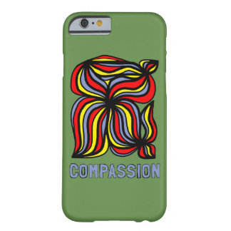 """Compassion"" Glossy Phone Case"