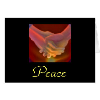 compassion, Peace Card