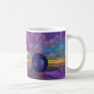 Compassion – Violet and Gold Awareness Coffee Mug