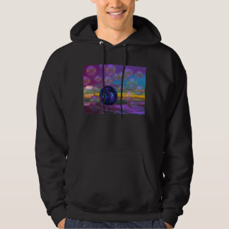 Compassion – Violet and Gold Awareness Hoodie
