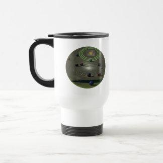 Competition Lawn Bowl, Travel Mug
