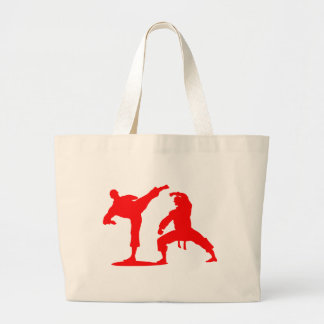 Competitive athlete-talk large tote bag