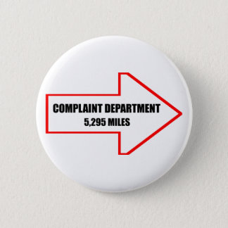 Complaint Department Button