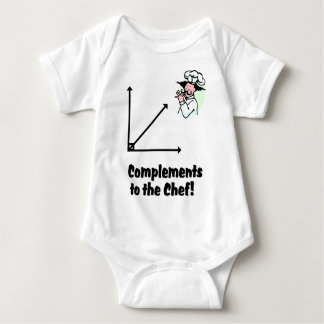 complements to chef baby bodysuit
