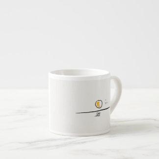 Complete comes the sun espresso cup