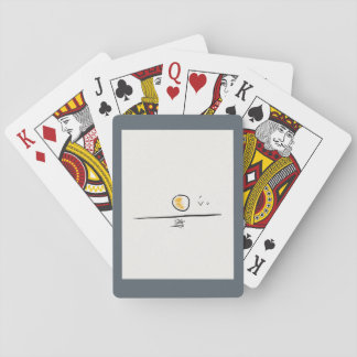 Complete comes the sun playing cards