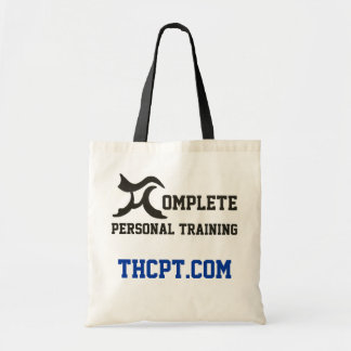 Complete Personal Training Tote Bag