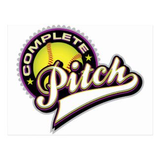CompletePitch Cartes Postales