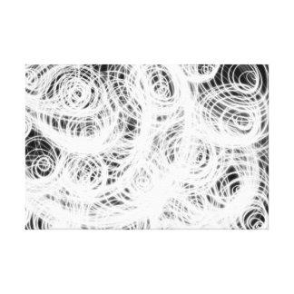 Complex Circular1 Canvas Print