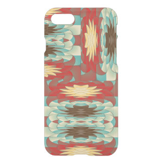 Complex colorful pattern iPhone 8/7 case