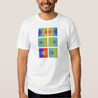 Complex inverse trigonometric functions tee shirts