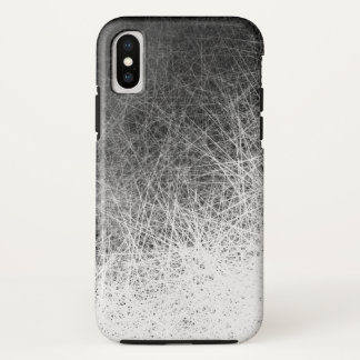 Complex Linear Crossed - Apple iPhone X Case