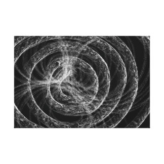 Complex Marble Pattern1 - Canvas Print