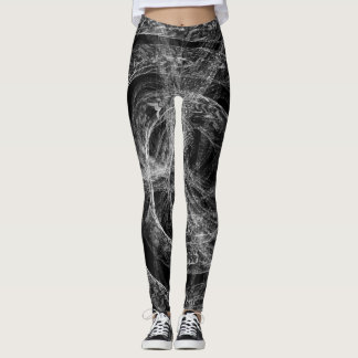 Complex Marble Pattern - Leggings