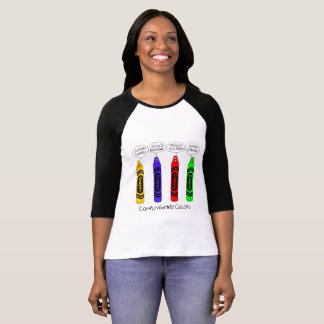 Complimentary Colors T-Shirt