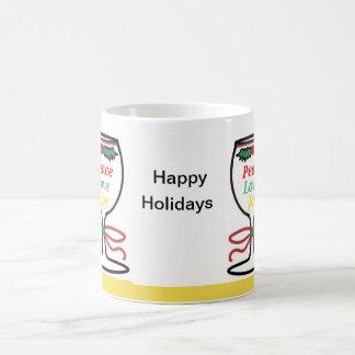 Compliments Of The Season Coffee Mug