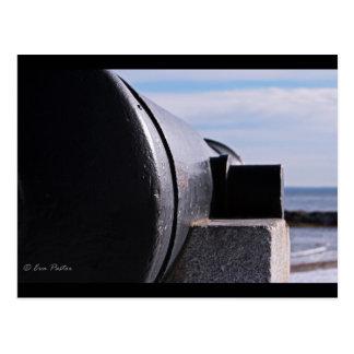 Compo Cannon Postcard