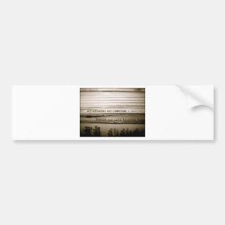 Composer Music Gifts Bumper Sticker