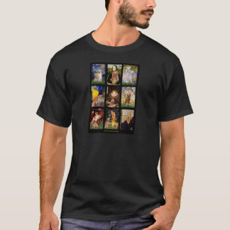 Composite-Masterpiece Goldens T-Shirt