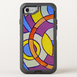 Composition #14 by Michael Moffa OtterBox Defender iPhone 8/7 Case