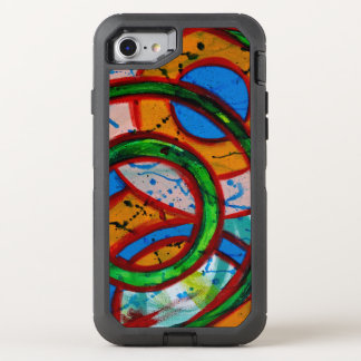 Composition #20 by Michael Moffa OtterBox Defender iPhone 8/7 Case
