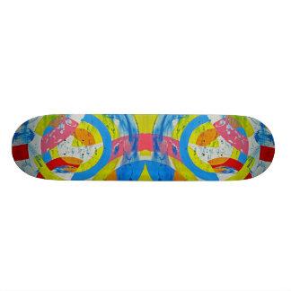 Composition #2B by Michael Moffa Skate Board Decks