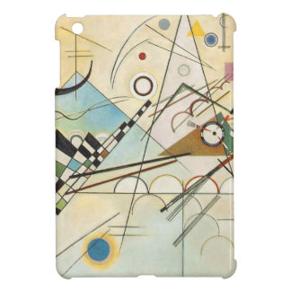 Composition 8 Kandinsky Painting iPad Mini Case