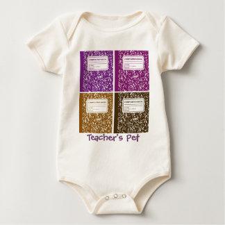 Composition Book/Student-Teacher Baby Bodysuit