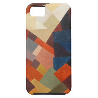 Composition by Otto Freundlich iPhone 5 Cover