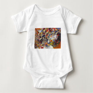 Composition VII Baby Bodysuit