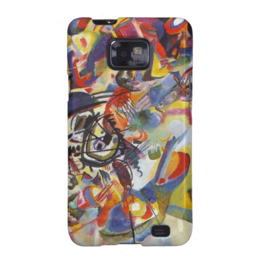 Composition VII Samsung Galaxy SII Cases