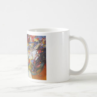 Composition VII Classic White Coffee Mug