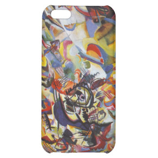 Composition VII iPhone 5C Cover