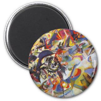 Composition VII Magnet