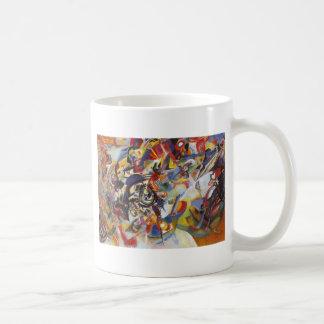 Composition VII Mugs
