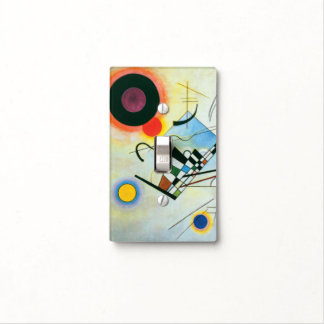 Composition VIII by Wassily Kandinsky Light Switch Cover
