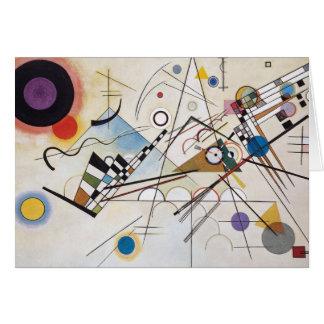 Composition VIII Card