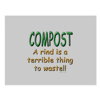 Compost Post Cards