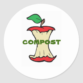 Compost Sticker