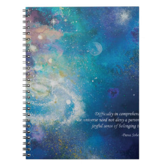 Comprehending the Universe Notebook