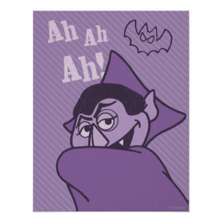 Compte von Count - oh oh oh ! Poster