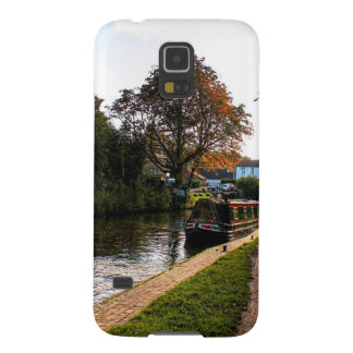 Compton canal and barge galaxy s5 cover