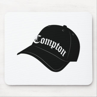 Compton Hat Mouse Pad