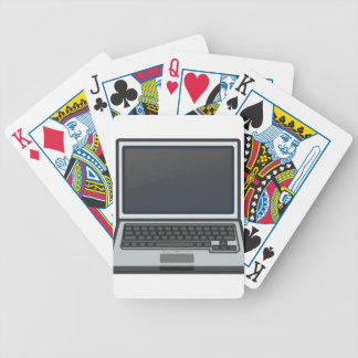 Computer Bicycle Playing Cards