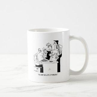 Computer Cartoon 6822 Coffee Mug